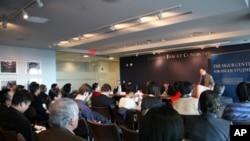 乔治华盛顿大学亚洲研究中心举行美台关系研讨会