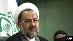 İranın kəşfiyyat naziri Heydər Moslehi