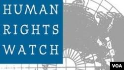 Recomendações da HRW