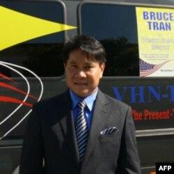 Ứng viên Bruce Trần