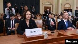 Fiona Hil i Dejvid Holms govorili su o neformalnim političkim kanalima prema Ukrajini