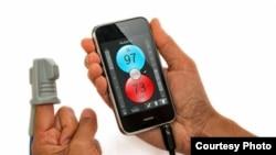 Phone Oximeter (Lion's Gate Technologies)