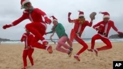 Tín đồ Cơ đốc giáo khắp thế giới mừng lễ Giáng sinh