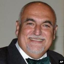 Sami Shamma, the Imam from Fredericksburg Islamic Center