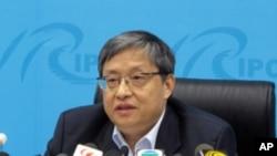 前中國駐美大使周文重