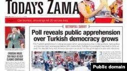 روزنامه زمان