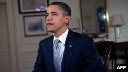 ABŞ prezidenti Barak Obama qanunvericiləri vergi ixtisarına dair qanunun təcili şəkildə təsdiqinə çağırıb