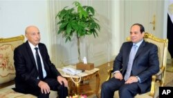Egypt, UAE Airstrikes on Libyan Militants