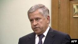 Заступник голови парламентської фракції ПР Анатолій Кінах