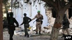 ლიბიაში სამხედრო მოქმედებები გრძელდება