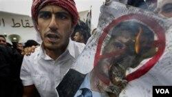 Las protestas antigubernamentales han sido sangrientamente reprimidas en Daraa.