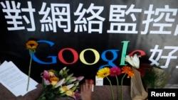 Người dùng Google ở Hong Kong bày tỏ ủng hộ đối với công ty của Mỹ sau khi Google doạ sẽ rời bỏ Hong Kong nếu tiếp tục bị Bắc Kinh ép phải cộng tác trong việc kiểm duyện internet.