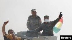 د عراق صدراعظم: د داعش له ځپلو وروسته به یوازې حکومتي ځواکونه موصل ښار ته د ننوتلو اجازه ولري.