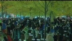 纽约法官裁决禁止示威者回公园露宿