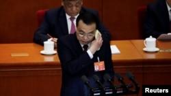 李克强做全国人大年度政府工作报告(2019年3月5日)