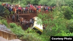 Un accident en Tanzanie (archives)