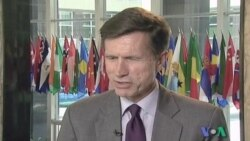 Watch - Ambassador Robert Blake, Assistant Secretary of State for South and Central Asia talks to Navbahor Imamova, VOA Uzbek, June 13 2011