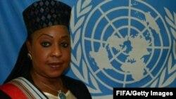 Fatma Samaba bulchituu FIFA haaraa