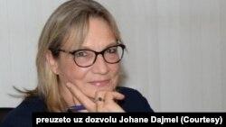 Johana Dajmel, nezavisna analitičarka specijalizovana za Balkan i jugoistočnu Evropu (Foto: preuzeto uz dozvolu vlasnice)