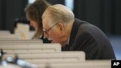Голосование в Мэриленде