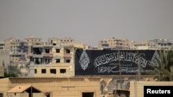 敘利亞的拉卡不斷