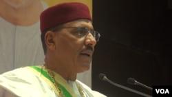 Shugaba Bazoum Mohamed