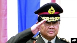 New Commander-in-Chief of the Royal Thai Army Gen. Prayuth Chan-ocha (file photo)