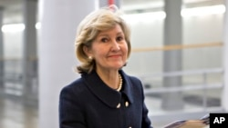 Kay Bailey Hutchison. (File)