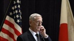 ေတာင္တရုပ္ပင္လယ္အေရး ကာကြယ္ေရး၀န္ႀကီးသစ္ Mattis အျမင္ တရုတ္ႀကိဳဆုိ