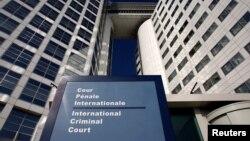 Trụ sở Tòa án Hình sự Quốc tế (ICC) ở The Hague, Hà Lan.