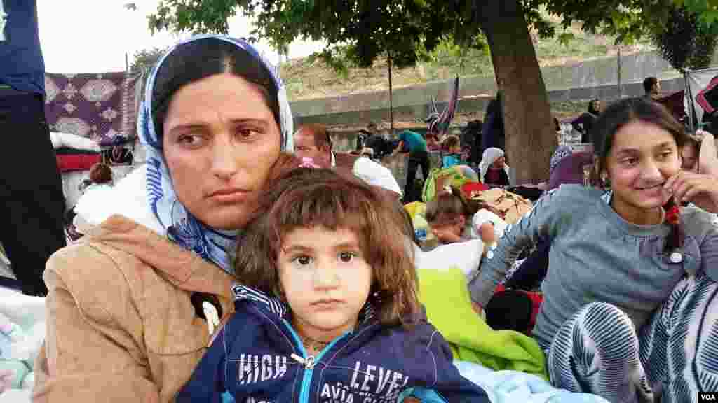 Yezidi Refugees in Turkey