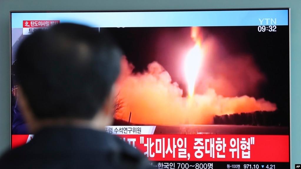 Komuniteti ndërkombëtar dënon provën e Koresë së Veriut