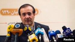 메흐디 가잔파리 이란 통상부 장관 (자료사진)