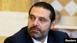 Lübnan'ın gösteriler üzerine istifa eden Başbakanı Saad Hariri gıda yardımı çağrısında bulundu.