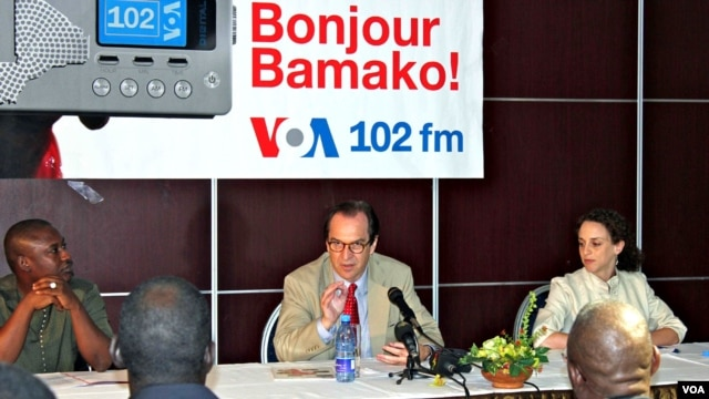 Mali: VOA Adds FM Transmitter in Mali's Capital