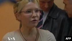 Ukrayna prezidenti sabiq baş nazir Yuliya Timoşenkoya tibbi yardım göstəriləcəyinə söz verib