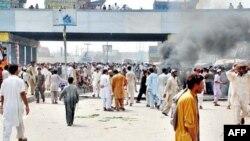 Pakistan hərbi qüvvələri 40 Taliban qiyamçısını öldürdü