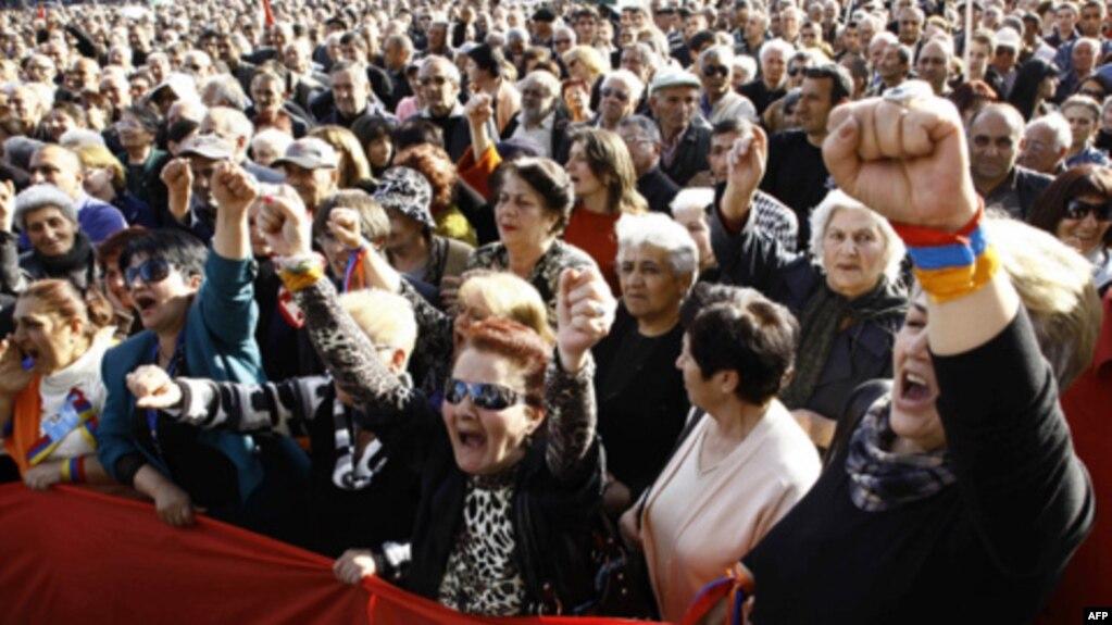 Image result for оппозиция в армении