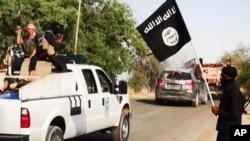 Pripadnici Islamske države