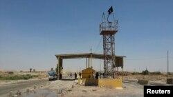 Ekstremisti Islamske države zauzeli su vojni punkt u Hazeru, u pograničnoj oblasti kurdske poluautonomne regije, 7. avgusta 2014.