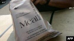 အသင့္စား ရိကၡာထုပ္ MRE Meals Ready to Eat