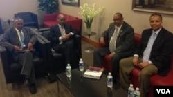 Madaxweynaha Somaliland iyo Qaar ka mid ah Golihiisa Wasiirada
