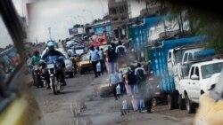 Le transport de marchandises et de l'aide humanitaire vers la RCA a ralenti