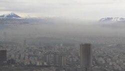 تاثیر آلودگی هوای تهران بر معیشت کارگران