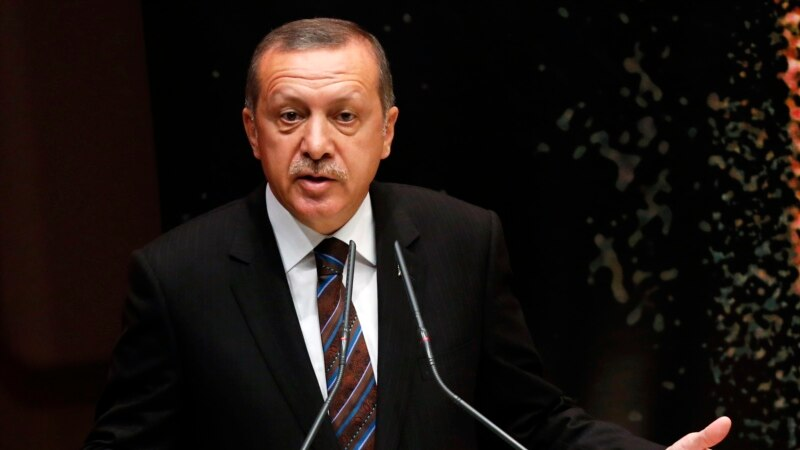 Erdogan: Turkish Troops Could be Used in Syria