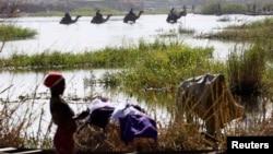 Warga Nigeria yang melarikan diri dari serangan Boko Haram terus memasuki Chad.