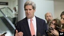 Menlu AS John Kerry akan melakukan lawatan pertamanya ke-9 negara (foto: dok).