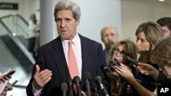 Menlu AS John Kerry menawarkan untuk berunding dengan Korea Utara untuk mengupayakan solusi damai (foto: dok).