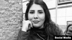 ندا امین وبلاگ نویس ایرانی