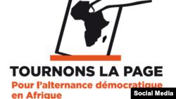 Logo de l'organisation Tournons La Page